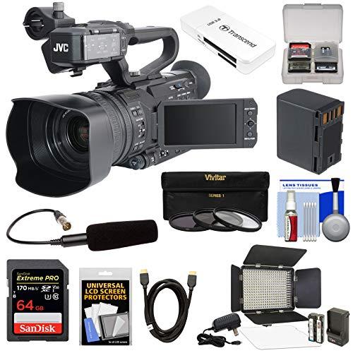 JVC GY-HM170U Ultra 4K HD 4KCAM ...