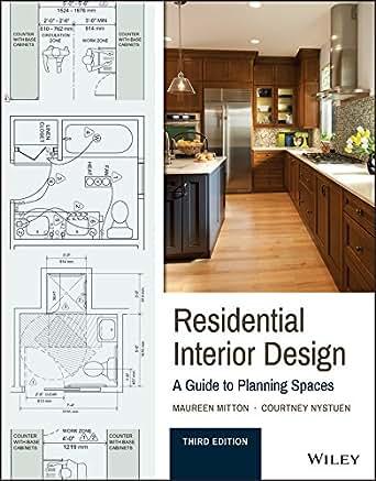 Amazoncom Residential Interior Design A Guide To