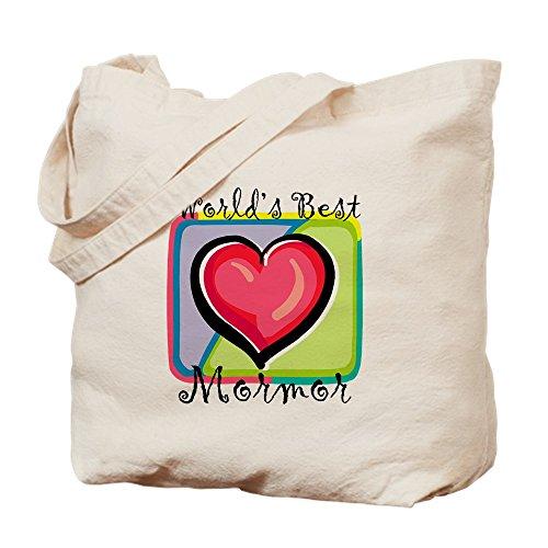 CafePress–Wb Grandma [danés]–Gamuza de bolsa de lona bolsa, bolsa de la compra