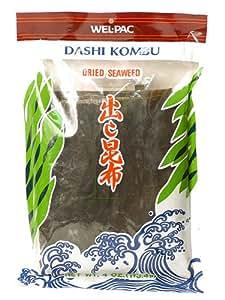 Wel-pac Dashi Kombu Dried Seaweed (Pack of 1)