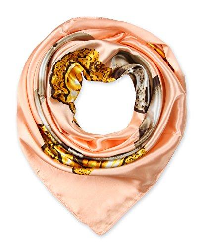 corciova Fashionable Satin Neckerchief inches