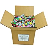 Assorted Candy Party Mix, Appx. 4 LB Bulk: Fire Balls, Airheads, Jawbusters, Laffy Taffys, Tootsie Rolls and Much More of Your Favorite Candy!