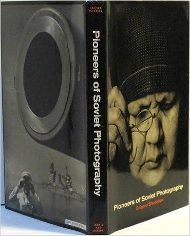 Read Pioneers of Soviet Photography PDF, azw (Kindle), ePub
