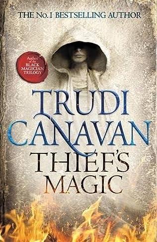 book cover of Thief\'s Magic