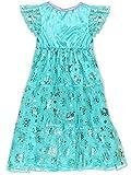 Frozen Elsa Anna Girls' Fantasy Gown Nightgown