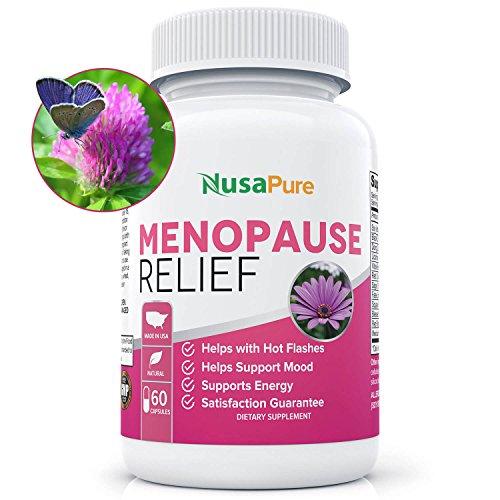 Menopause Supplements Flash Relief Perimenopause