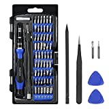 Showpin 64 in 1 Precision Screwdriver Set,56 Magnetic Driver Kits with Tweezers,openers, Smartphone Repair Tool Kit for iPhone8, 8 Plus and Other Laptops,PS4,Tablets,Computer,Eyeglasses,Camera,Toy