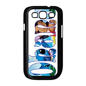 AinsleyRomo Phone Case Ohana Means family - Stitch series pattern case For Samsung Galaxy S3 [OHANA]90428