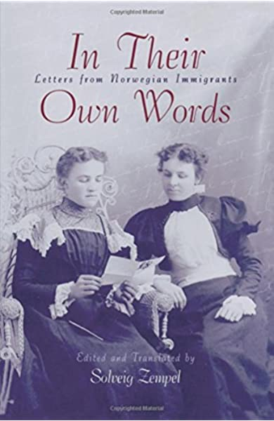In Their Own Words Zempel Solveig 9780816618590 Amazon Com Books
