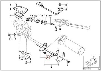 FidgetFidget 2Pcs Motorcycle Hand Grips Handlebar Heating Rubber ...