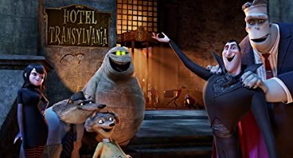Hotel Transylvania [Reino Unido] [DVD]: Amazon.es: Cine y Series TV