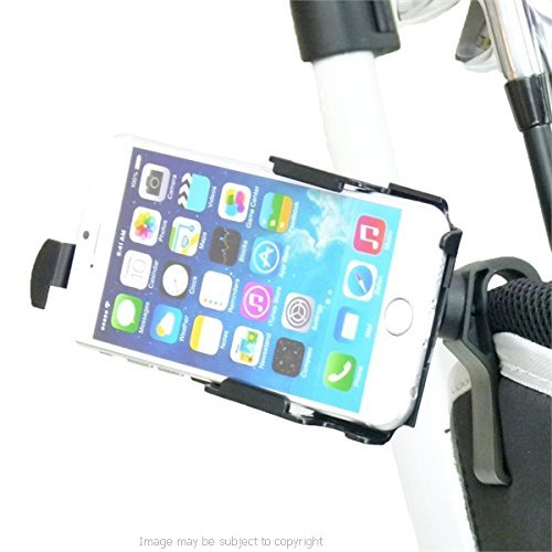 BuyBits Dedicated TC Golf Bag Clip Mount Phone Holder for iPhone 7 (4.7')