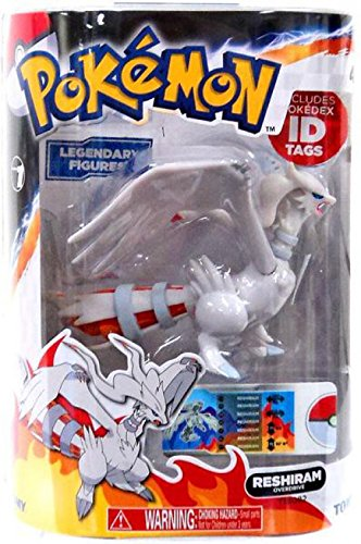 Pokemon Series 1 Legendary Reshiram 3 inch Action Figure
