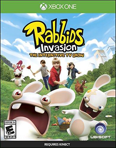 Rabbids Invasion (Xbox One Kids Games Kinect)
