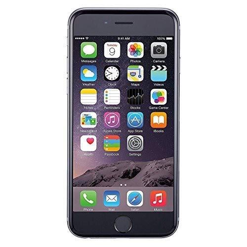 Apple iPhone 6, GSM Unlocked, 64GB - Space Gray (Renewed) by Apple