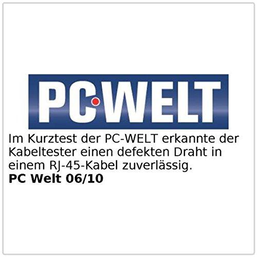 7links Netzwerk Kabeltester: 3in1-Kabeltester für: Amazon.de ...