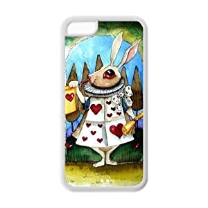 Colorful Freehand Cartoon Girl Iphone 5C Case, Customize Colorful Freehand Cartoon Girl Case for Iphone 5C Kimberly Kurzendoerfer