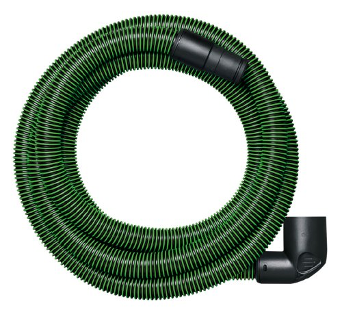 Festool 499742 Antistatic Hose, Tapered 32/27mm with Angled Connector