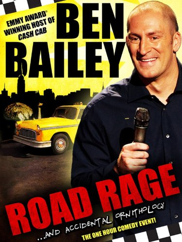 Ben Bailey: Means Rage and Accidental Ornithology
