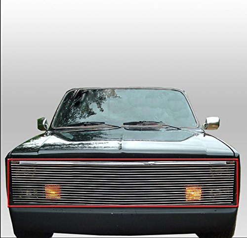 ZMAUTOPARTS 81Chevy/GMC C/K Pickup/Suburban/Blazer/Jimmy Upper Phantom Billet Grille