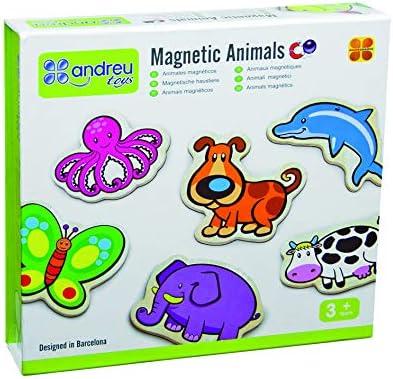 NSC Andreu Toys - Animales Magnéticos: Amazon.es: Juguetes y juegos