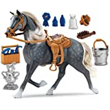 Sunny Days Entertainment Blue Ribbon Champions Deluxe Horse: Morgan Toy