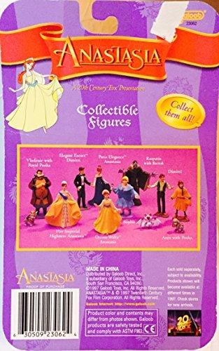 Anastasia Paris Elegance 3 Collectible 1997 Fiqure