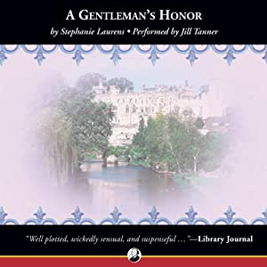 A Gentleman's Honor Hörbuch