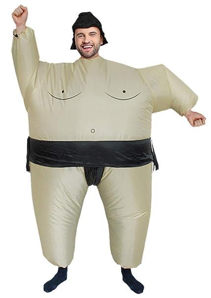 Amazon.com: Disfraz hinchable para adulto/niño, disfraz de ...