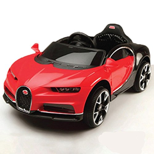 SHAKYA WORLD Battery Operated Buggati Ride on Car for Kids with 3 Speed Options and Remote Control for Kids 1 to 5 Years/ Red (B07NL6F5MF) Amazon Price History, Amazon Price Tracker