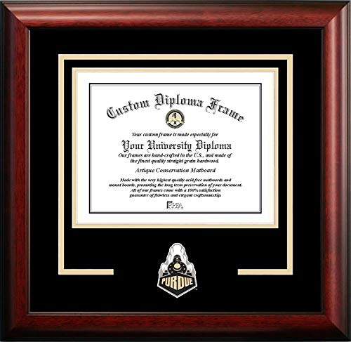 Landmark Publishing Purdue University Diploma Frame 11w x 8.5h Spirit Frame