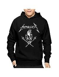 Mens Metallica Iconl Braderz BestHoodies Sweatshirts Lightweight