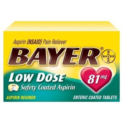 Aspirin Baby Enteric Coated Tablets, Pack of - Aspirin Giant