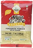 24 Mantra Organic Fenugreek Powder, 7 Oz ,USDA Certified