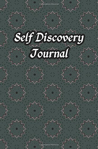Self Discovery Journal: For Women, Blank Journal Pages, 6 x 9, 108 Lined Pages (diary, notebook, journal)