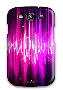 Case Cover Light/ Fashionable Case For Galaxy S3 by lolosakes