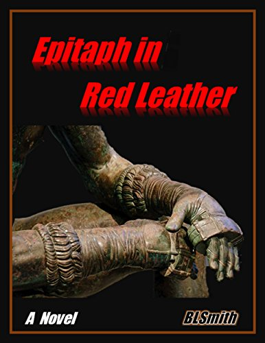 Epitaph in Red Leather