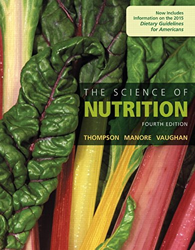 [BEST] The Science of Nutrition (4th Edition) TXT