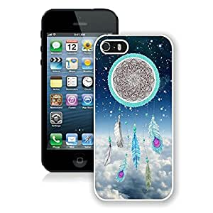 Awesome Iphone 5s Case Custom Iphone 5 White Cover Dream Catcher Nebula