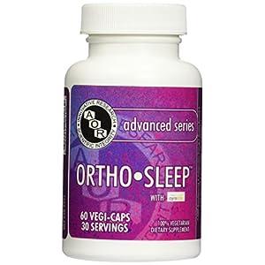 Advanced Orthomolecular Research AOR Ortho Sleep Capsules, 60 Count