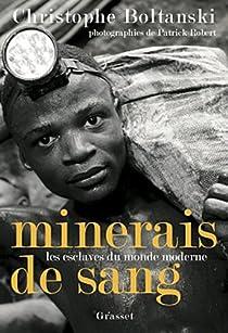 Minerais de sang par Boltanski