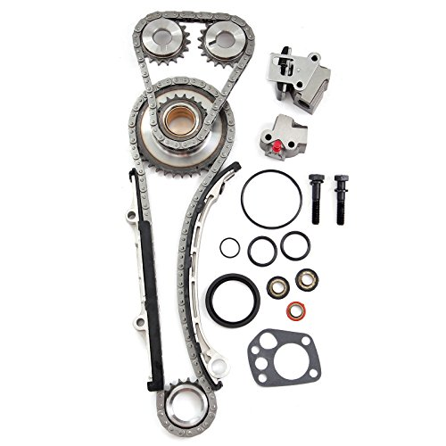 - SCITOO Timing Chain Kits fits for Timing Chain engine 1998 1999 2000 2001 2002 2003 2004 Nissan Frontier 1998 1999 2001 Nissan Altima 2001 2002 2003 2004 Nissan Xterra
