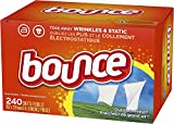 Bounce Dryer Sheets Laundry Fabric