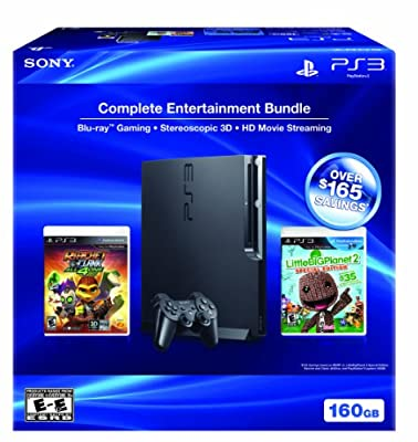 Black Friday 2011 Bundle: LittleBigPlanet 2 Special Edition and Ratchet & Clank: All 4 One from Sony