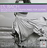 Bach: Six Cello Suites for Guitar