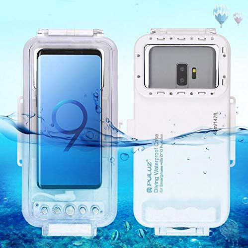 Taoric Phone Waterproof case Android Universal Diving Shell for Android Type-C OTG Mobile Phone(Waterproof Depth 45M) by Taoric