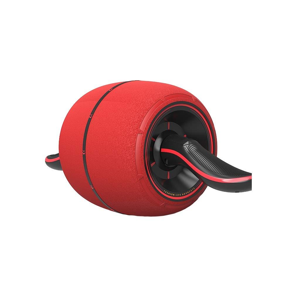 KFXL fujilun 腹部の車輪 - ホームトレーニング腹部の筋肉車輪2色のための反発する腹部の車輪 Abローラーホイール (色 : B)  B B07QPS8J25