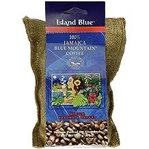 Island Blue -100% Jamaica Blue Mountain Ground Coffee 8oz