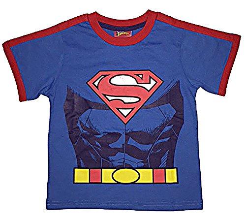 DC Comics Superman Toddler Boys Costume T Shirt (3T)
