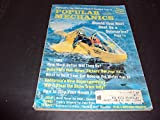 #7: Popular Mechanics Aug 1971 Flying Car, Diving Deck for Pools